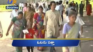13th: Ghantaraavam 12 NOON Heads  TELANGANA - ETV2INDIA