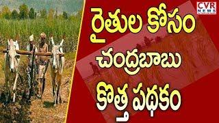 ఏపీలో రైతుల కోసం కొత్త స్కీం l AP CM Chandrababu Plan Another Scheme for Farmers | CVR NEWS - CVRNEWSOFFICIAL