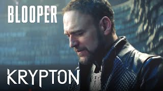 KRYPTON | Blooper Reel | SYFY - SYFY