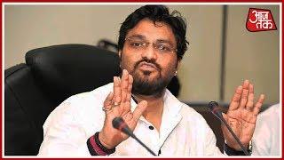 केंद्रीय मंत्री Babul Supriyo के कार्यक्रम में हंगामा; Rajdhani Stoppage पर श्रेय लेने की लगी होड़ - AAJTAKTV