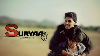 SURYAA || Telugu Short Film || Balu || Jitendra - YOUTUBE