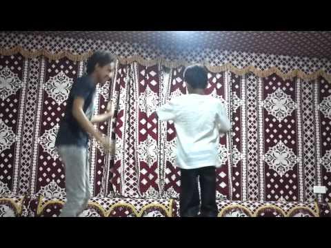 رقص و استهبال سعودي