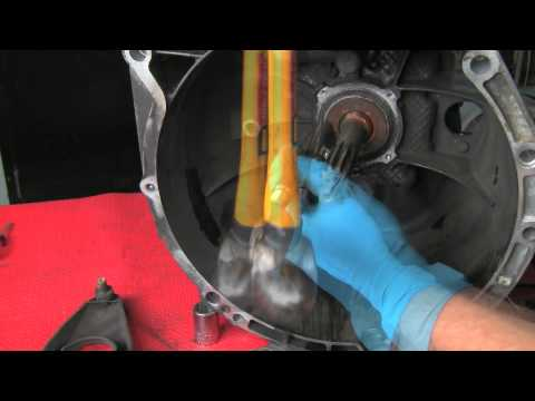 Replacing a BMW Self-adjusting Clutch &amp; Dual-mass Flywheel Part 2 of 2