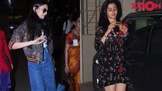 Deepika Padukone in Bombers & High Waist Jeans | Alia Bhatt's Boho Chic look | Style Today - ZOOMDEKHO