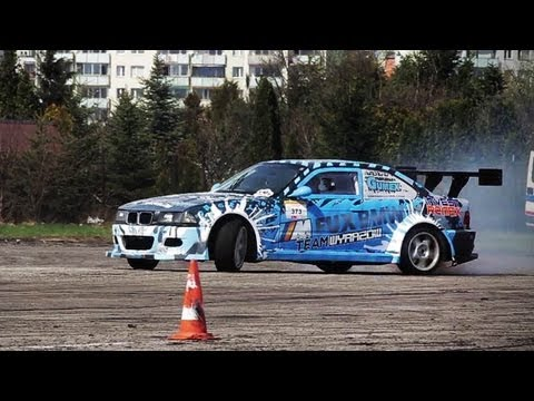 SSSuper Drift Cup 2012 - Runda 1 - Bemowo SDC