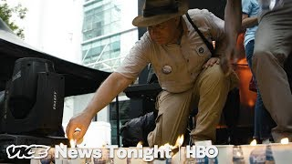 MH370 Wreckage Hunter & Justin Trudeau Scandal: VICE News Tonight Full Episode (HBO) - VICENEWS