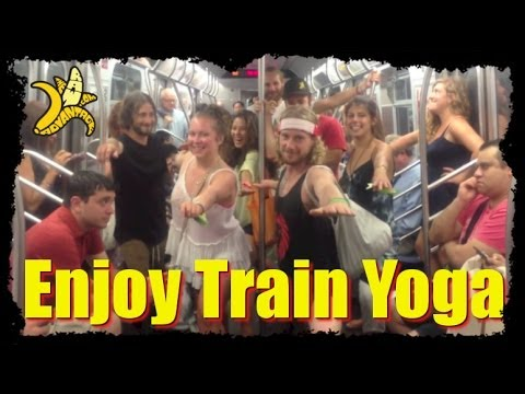 Train Yoga by Kendalini is Sweeping the Nation!