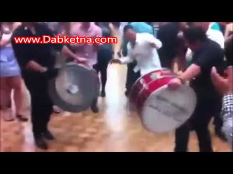 Tabla Pro's rocking the dance floor - Dabketna 2014