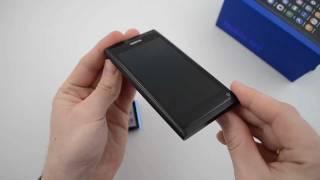 Обзор телефона Nokia N9 от Video-shoper.ru