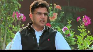 Sachin Pilot Exclusive on Cover Story - NEWSXLIVE