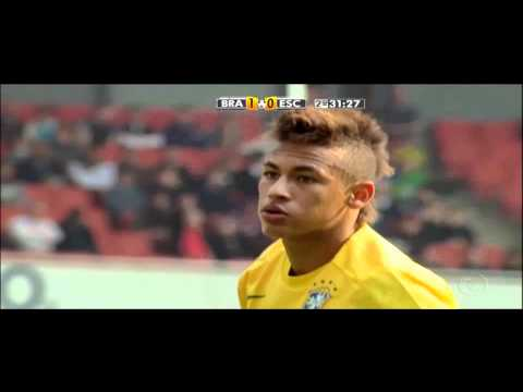 Neymar Jr. Goals&Skills 2011 HD