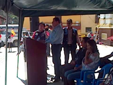 Municipio de #Loja en la Posta Cívica de Lojanidad