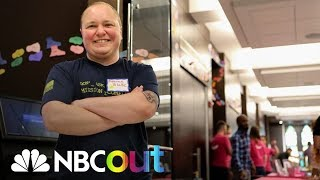 """I'm Not A Detriment To Unit Cohesion"": Meet Transgender Navy Officer Blake Dremann 