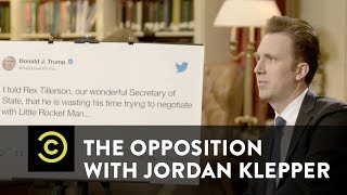 Trimming the Fat: State Department Edition - The Opposition w/ Jordan Klepper - COMEDYCENTRAL