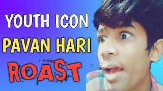 PAVAN HARI ROAST Funny in Telugu || O Priya Telugu Short film Roast in telugu - YOUTUBE