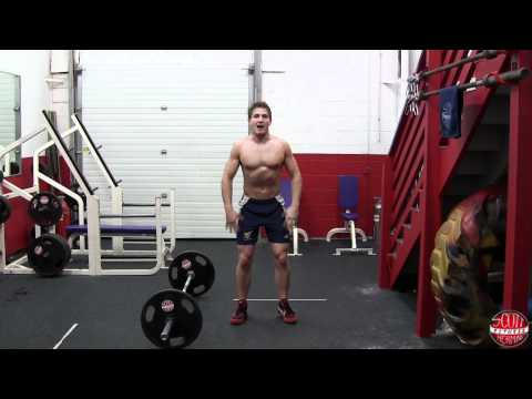 How To: Deadlift Fundamentals- The Set-Up (Barbell)