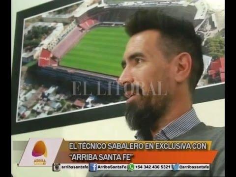 Eduardo Domínguez - DT de Colón