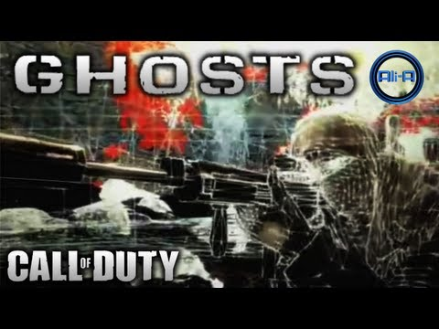 Call of Duty: GHOSTS! - Trailer Clip, Guns, New Teasers & MORE! - (COD BO2 Gameplay)