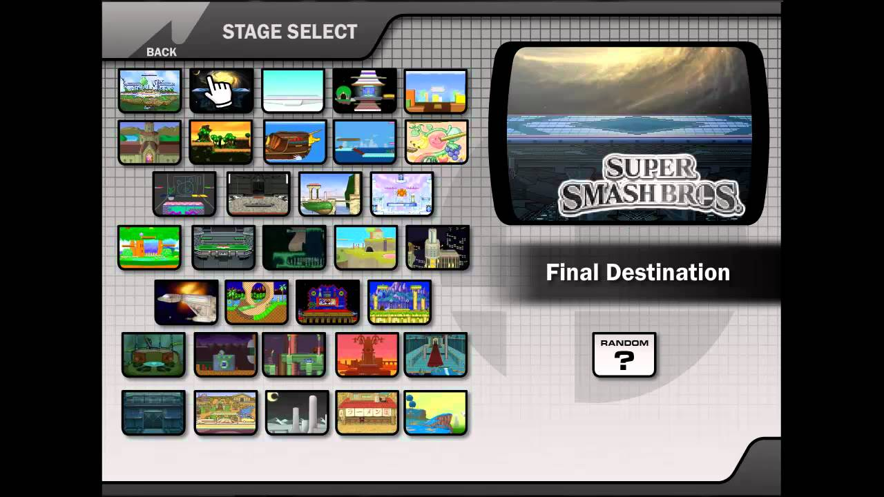 descargar super smash bros 64 para pc