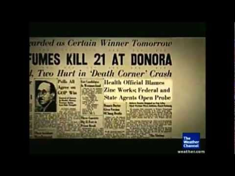 Donora Smog Incident 1948