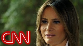 Melania reveals meaning of her 'I don't really care' jacket - CNN