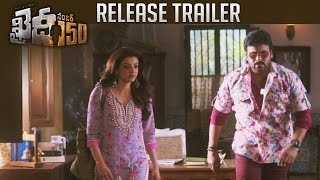 Khaidi No 150 Movie Release Trailer | Chiranjeevi | Kajal | TFPC - TFPC