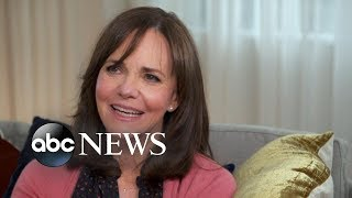 Sally Field reflects on her past in new memoir, 'In Pieces' - ABCNEWS