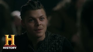 Vikings: Ivar Shares His Great News | 'A New God' Airs Dec. 12 at 9/8c | History - HISTORYCHANNEL