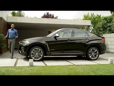 Autoperiskop.cz  – Výjimečný pohled na auta - Nová generace BMW X6
