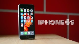 Обзор iPhone 6s - проходим мимо
