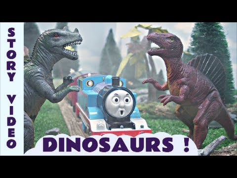 Thomas The Tank Engine & The Dinosaurs