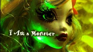 Royalty Free :I Am a Monster
