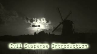 Royalty Free :Evil Suspense Intro