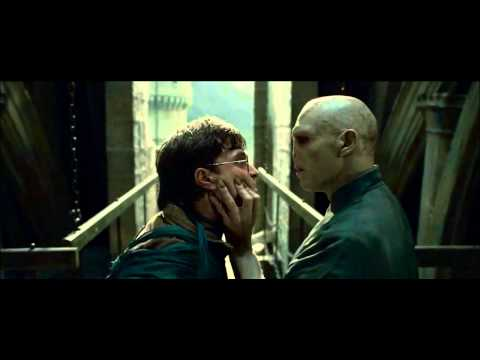 Harry Potter and the Deathly Hallows Part 2 Main Trailer From Blu-ray Copy of Part 1 HD