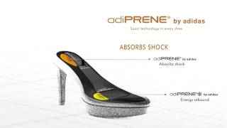Women's Rockport Shoes with adiPRENE Technology at FootSmart.com - YouTube