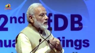 PM Modi Speech At Opening Ceremony of Meetings of the African Development Bank Group   Mango News - MANGONEWS