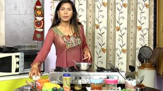 How to Make Coconut Sweet Chutney - Ruchulu Telugu - RUCHULUTELUGU