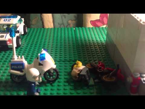 My Lego stop motion film