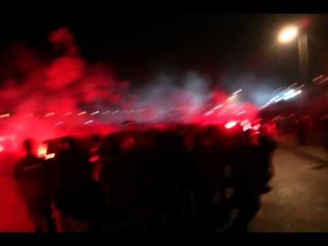 Bitwa pod Stadionem Narodowym - Marsz Niepodległości 2014