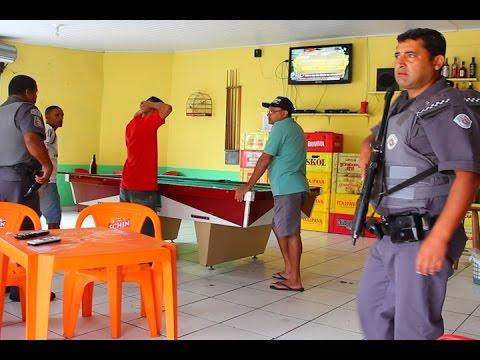TV Costa Norte - Força Tarefa fiscaliza bares para coibir