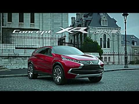 Official_Mitsubishi XR PHEV Cross Runner Hybrid Electric Vehicle