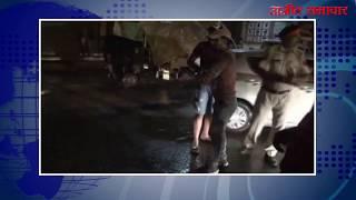 video : होशियारपुर : कार और टैंकर की जबरदस्त टक्कर में 1 की मौत, 3 घायल