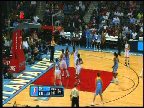 Sylvia Fowles 2011 Highlights