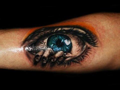Los Mejores Tatuajes En 3D