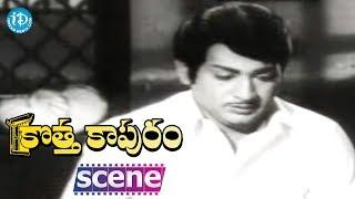 Kotta Kapuram Movie Scenes - Chandra Mohan Goes To Meet Bharati || Rajanala - IDREAMMOVIES