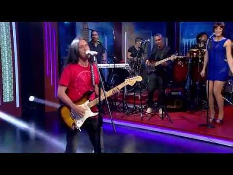 Boris Larramendi en el show de Alexis Valdés.® Mira TV | 2014 Derechos Reservados