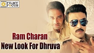 Ram Charan New Look For Dhruva   Filmyfocus Com
