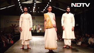 'Khadi' Fabric Is Being Reinvented By Indian Fashion Designers - NDTV