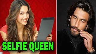Deepika Padukone and her attractive SELFIES to Ranveer Singh | Bollywood News