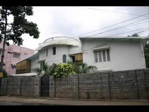 TAMIL ACTOR VIJAY HOUSE IN CHENNAI